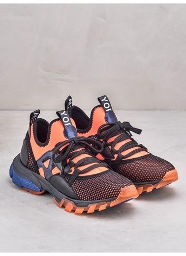 Elle Sneakers Oranj